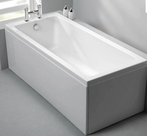 Carron Quantum 1700 x 800mm Single Ended Bath